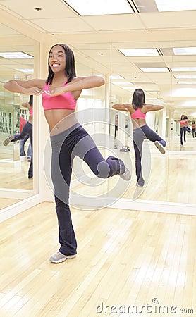 Zumba Fitness Instructor