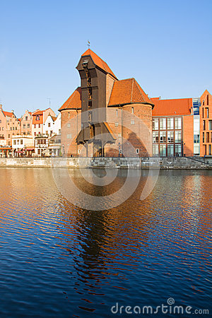 Zuraw of  Gdansk