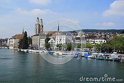 Zurich Editorial Image