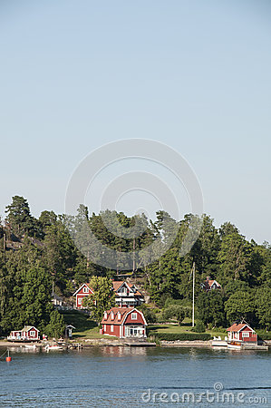 Zweedse huizen
