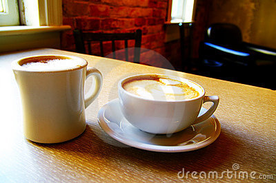 Zwei Kaffee