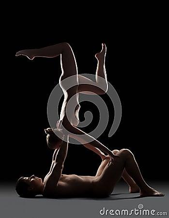 Nacktfotos von Top-Athleten / PAGE online