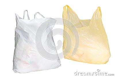 zwei plastiktaschen lizenzfreies stockfoto bild 10230875. Black Bedroom Furniture Sets. Home Design Ideas