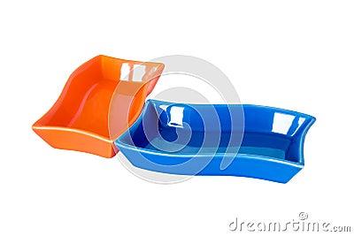 Zwei Soßeboote