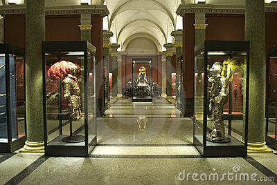 Zwinger musem in Dresden Editorial Stock Photo