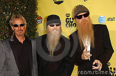 ZZ Top Editorial Photography