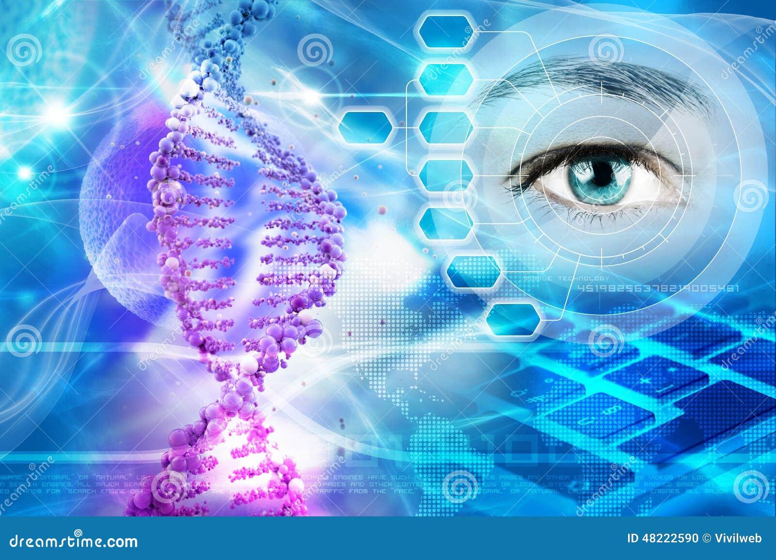 Генетика фото