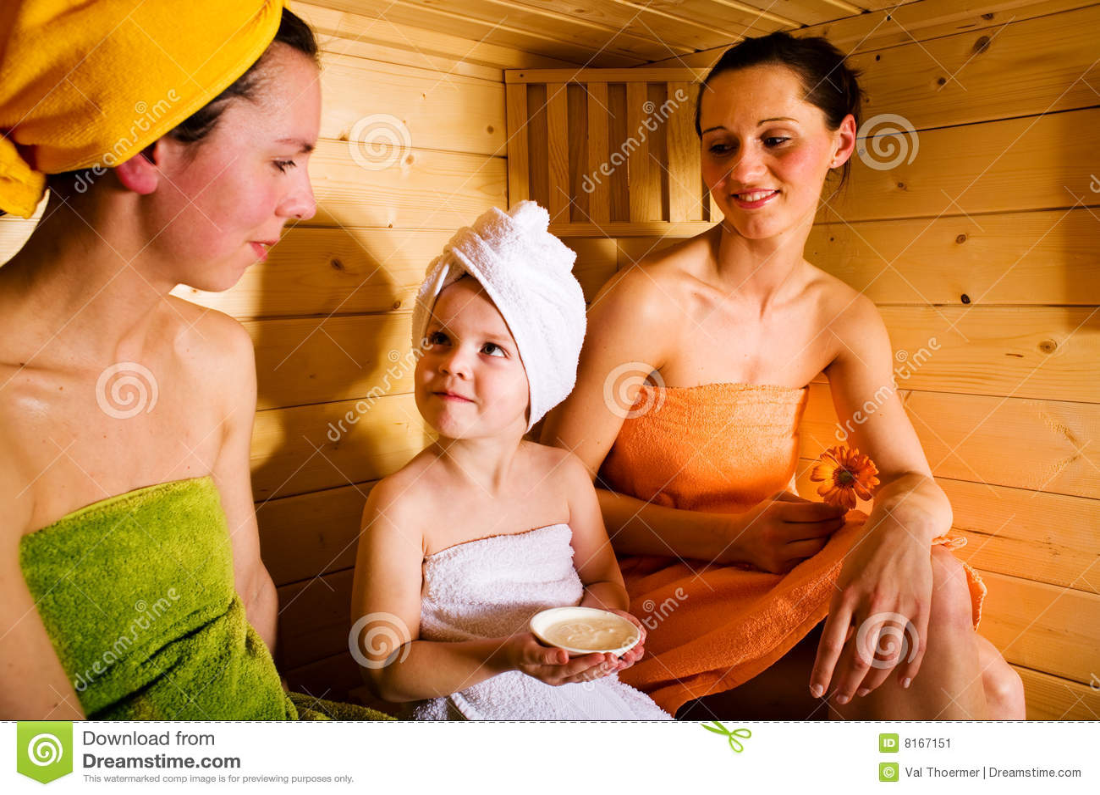 Семьи пошли в бане 16 фотография
