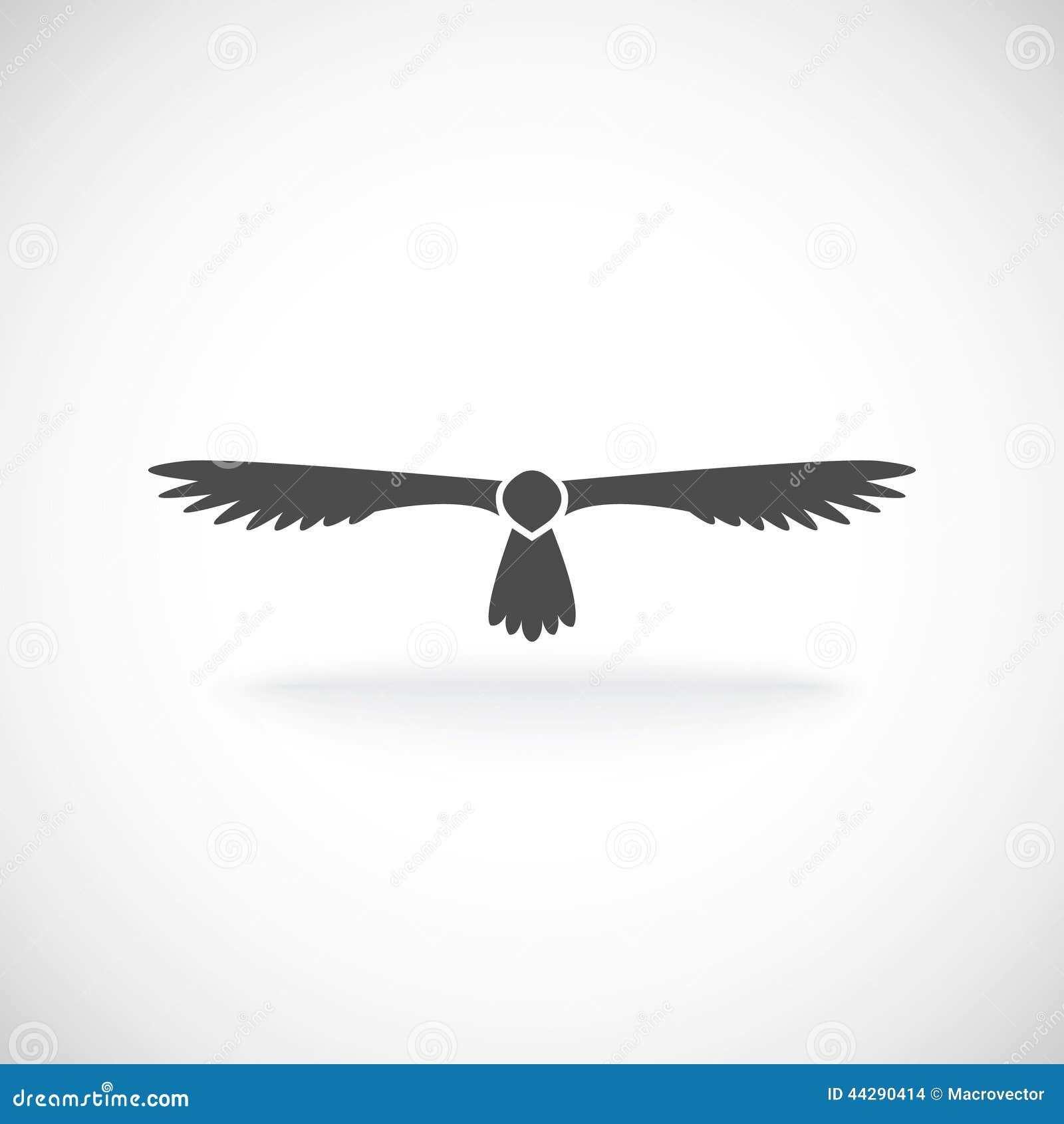 значок орел: