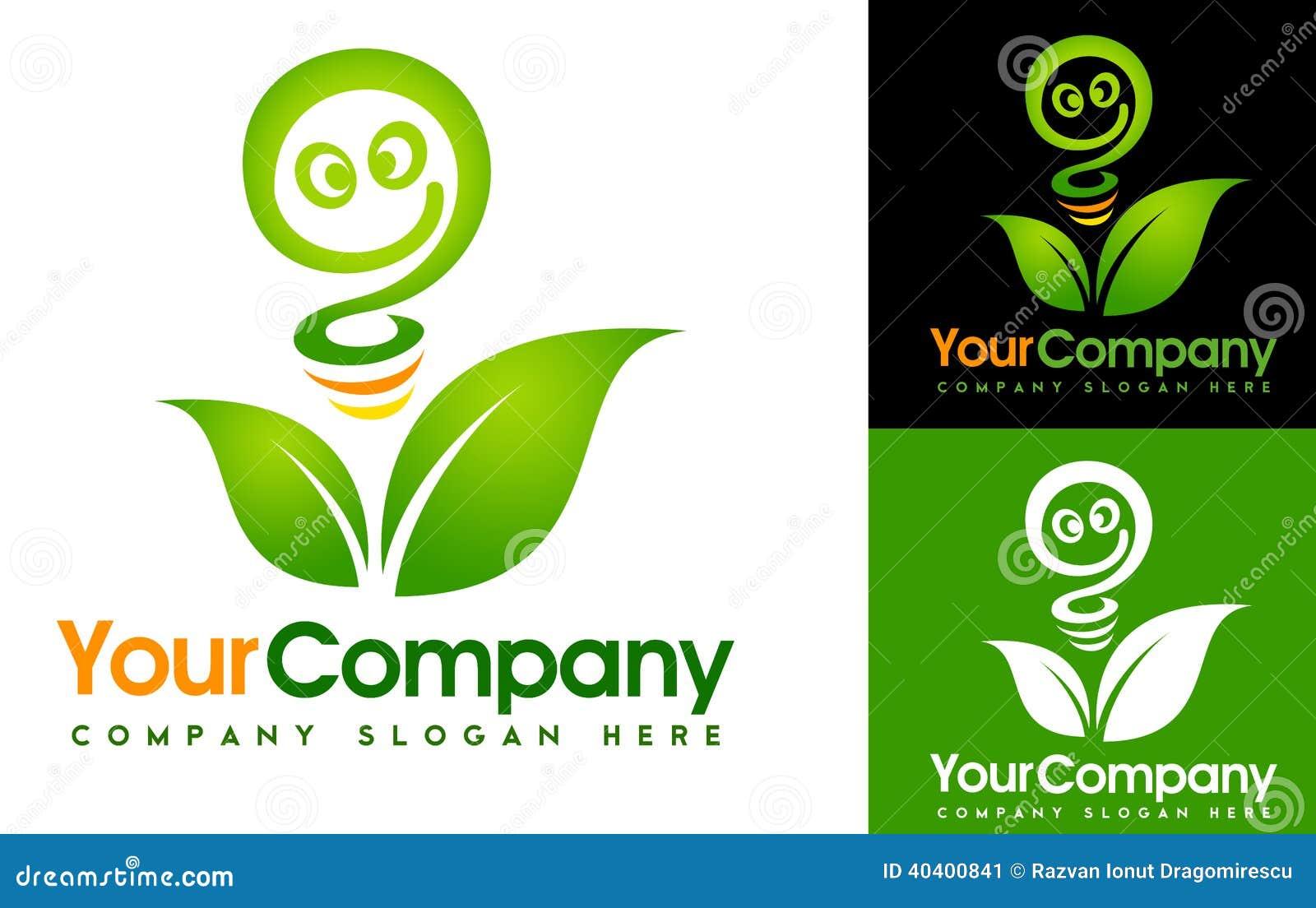 логотип эко: