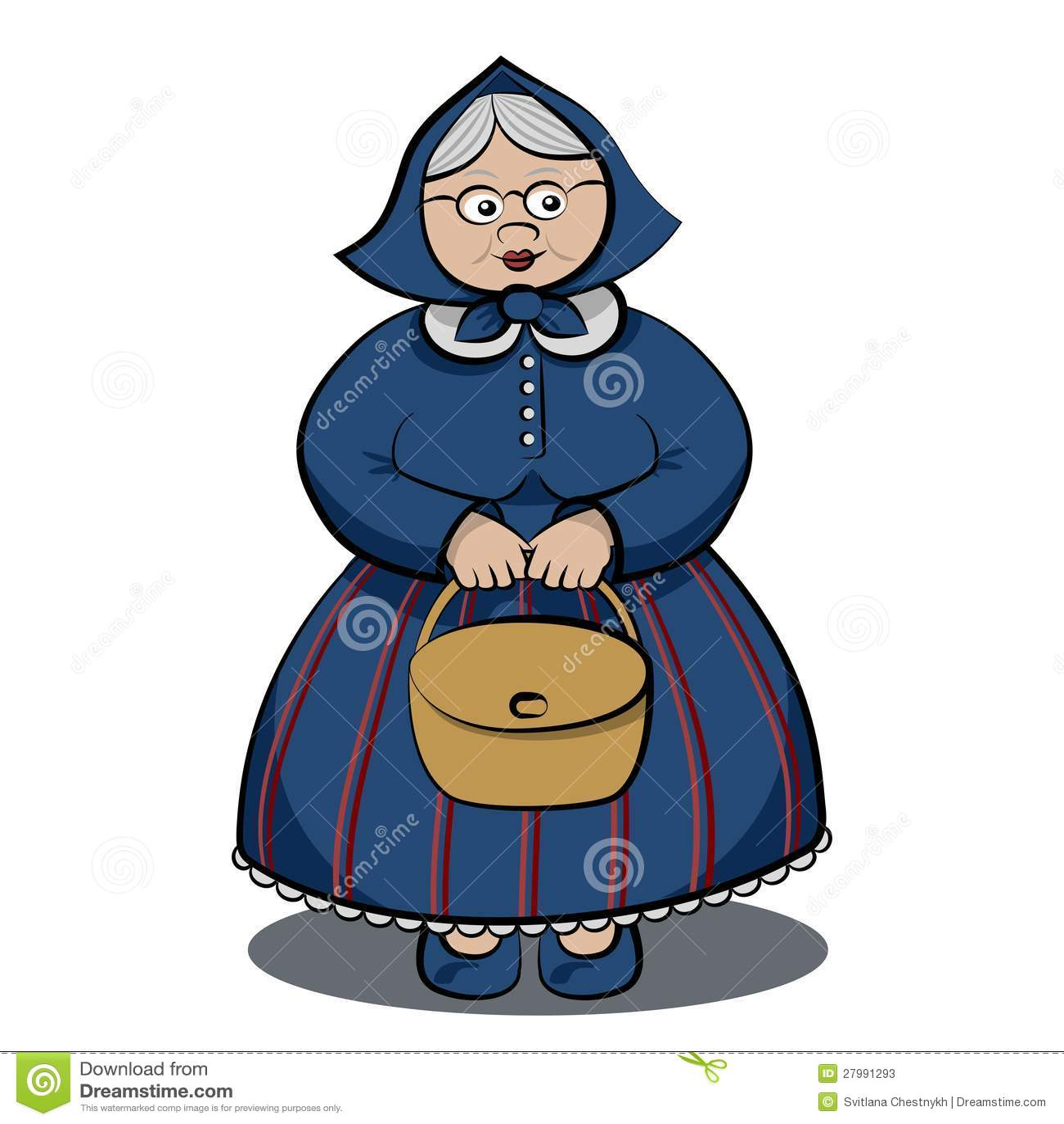 бабушка клипарт: