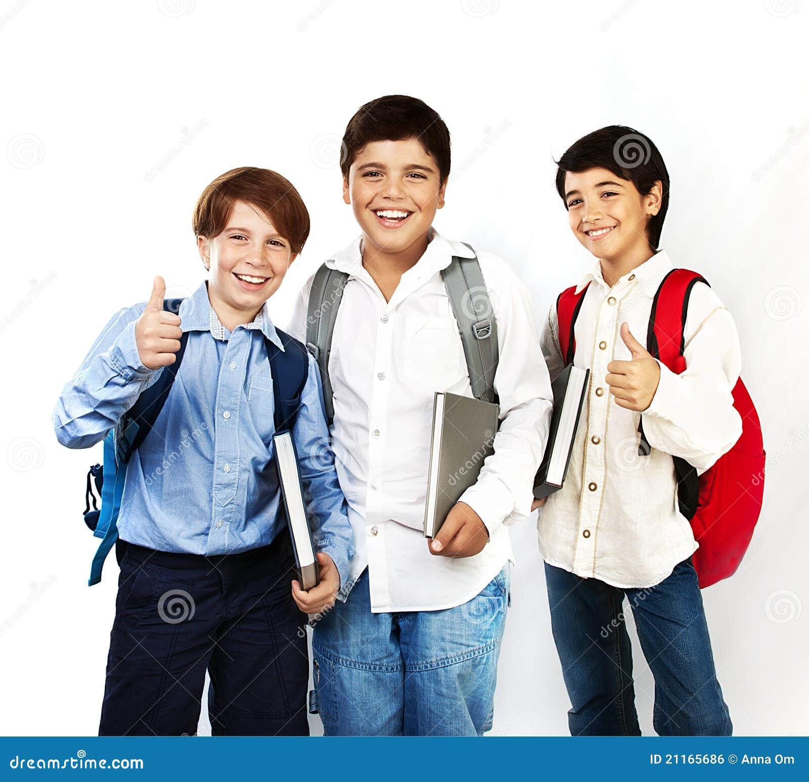 картинки школьники: