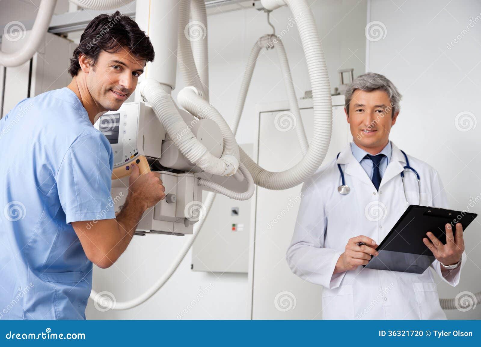 Радиолог фото