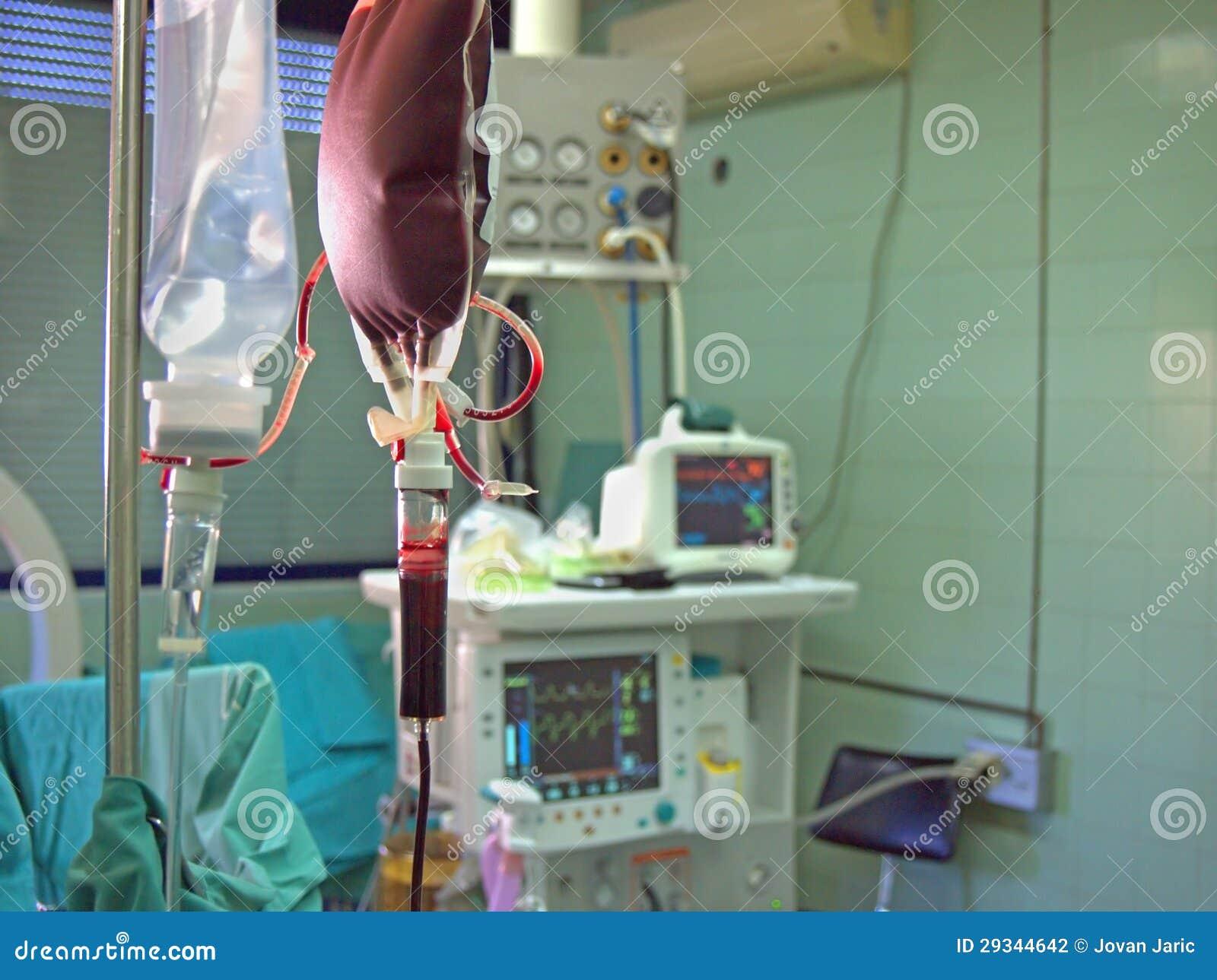 Трансфузия фото