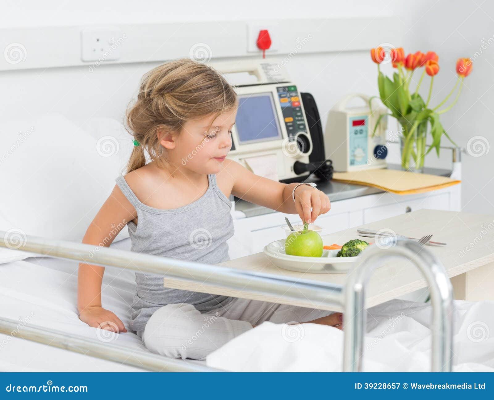 есть в больнице: