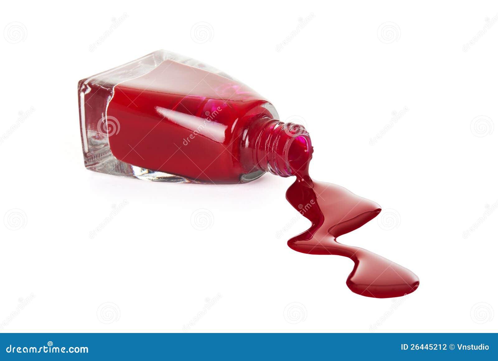 万的朋友们,请问视频指甲油染在鞋子的红色白色黑皮玉