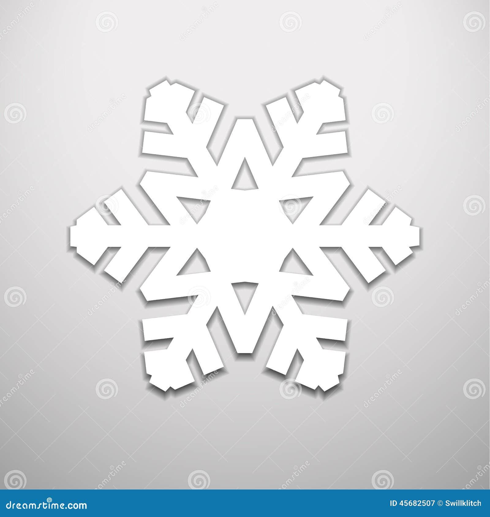 圣诞雪景简笔画