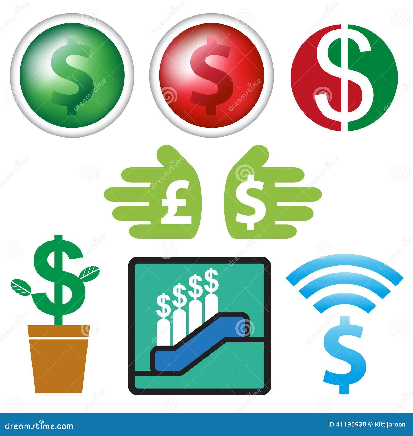 标志和象货币业务设计