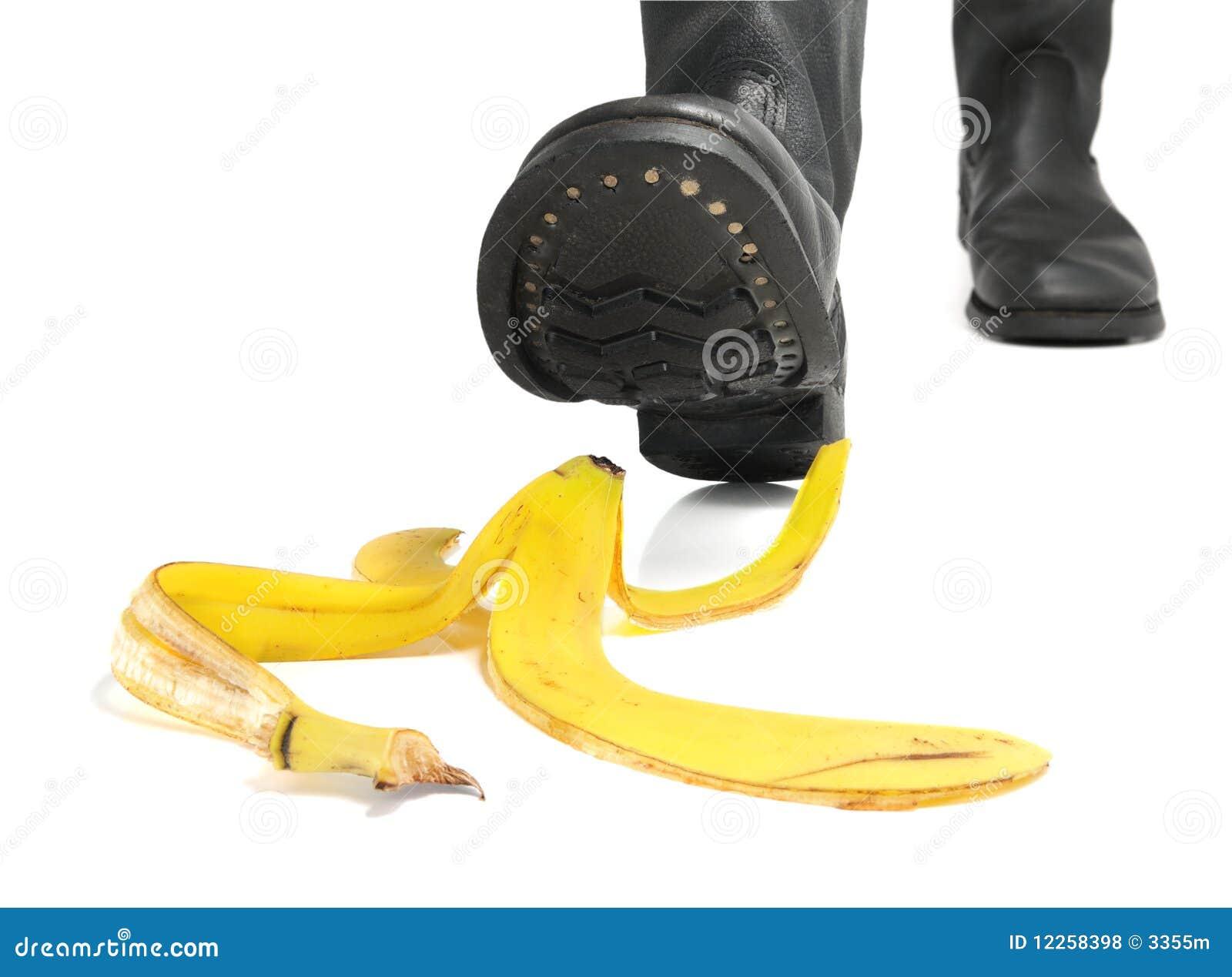 香蕉启动膝盖军事俄国皮肤唯一的步骤