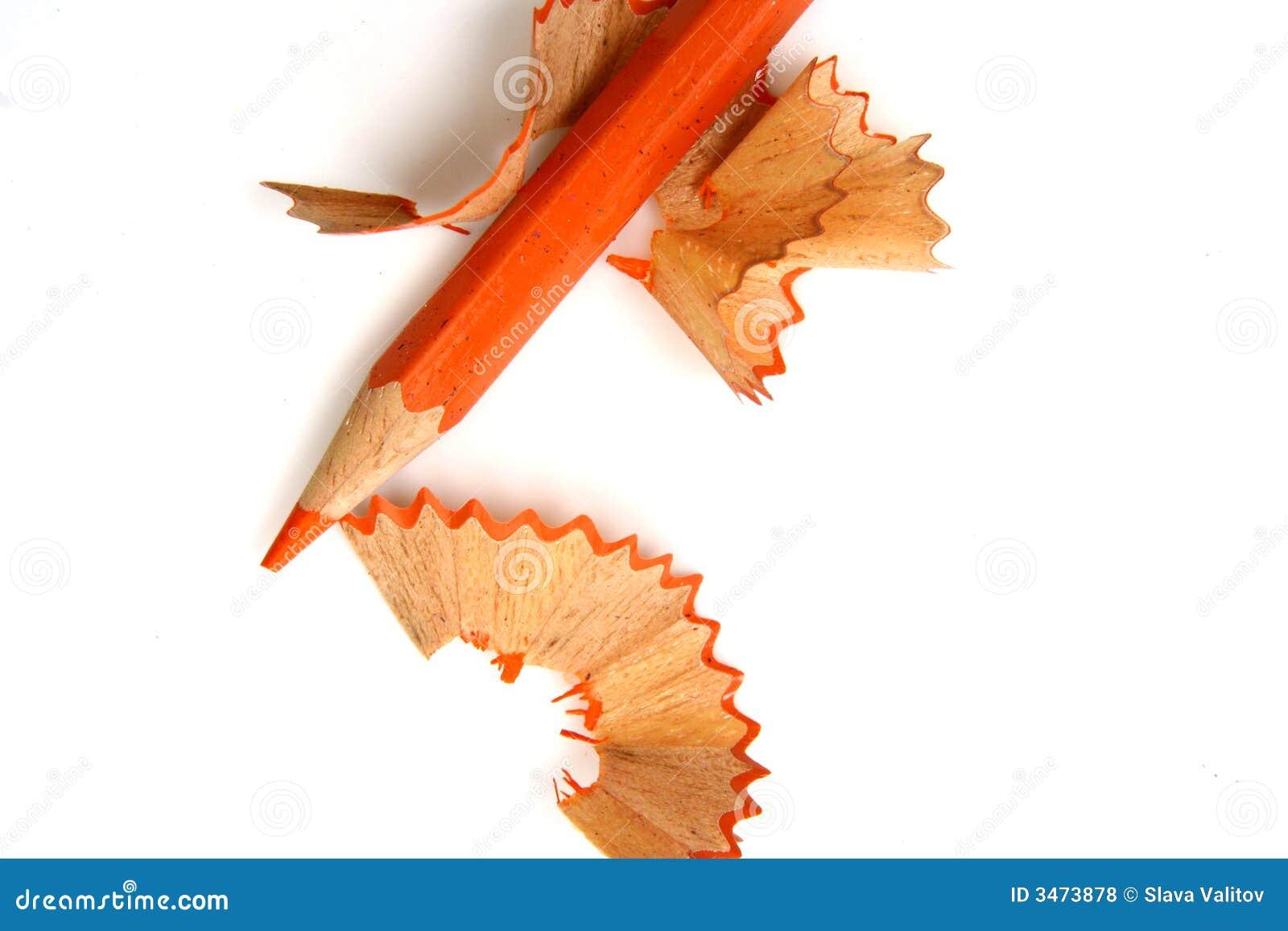 铅笔削粘贴画教案