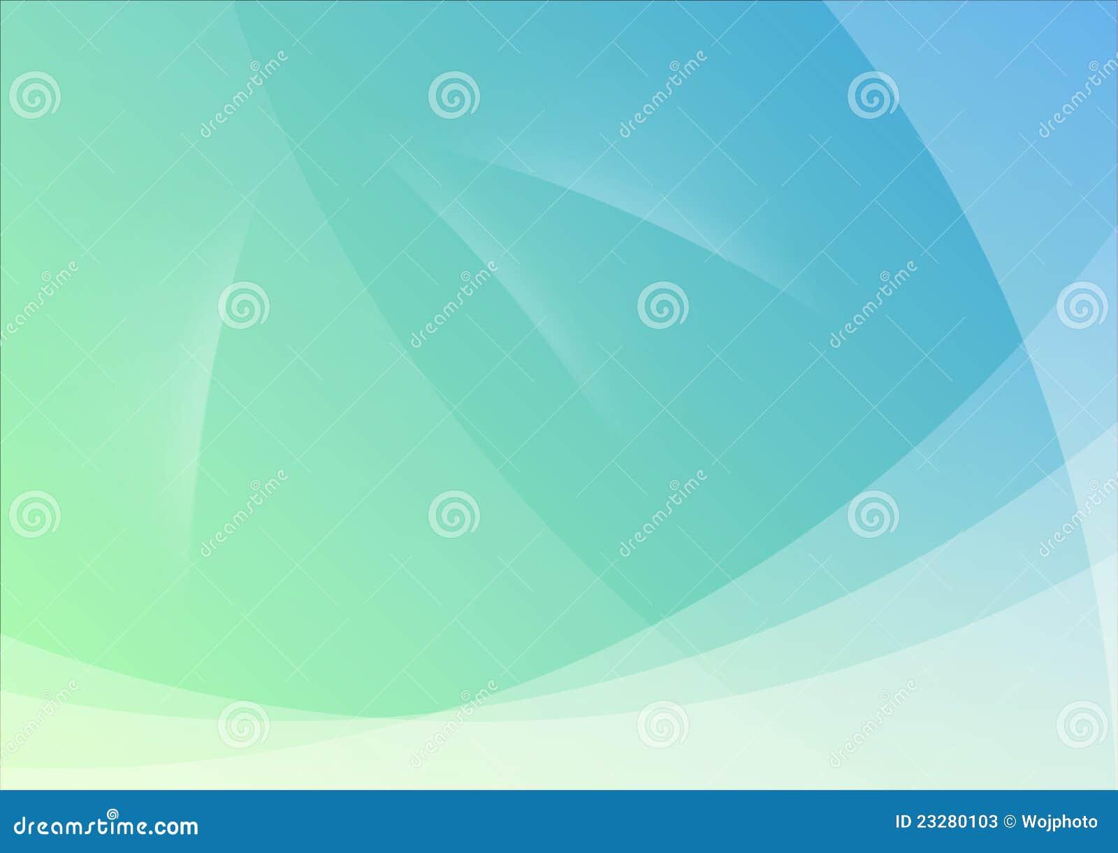 抽象背景蓝绿色墙纸