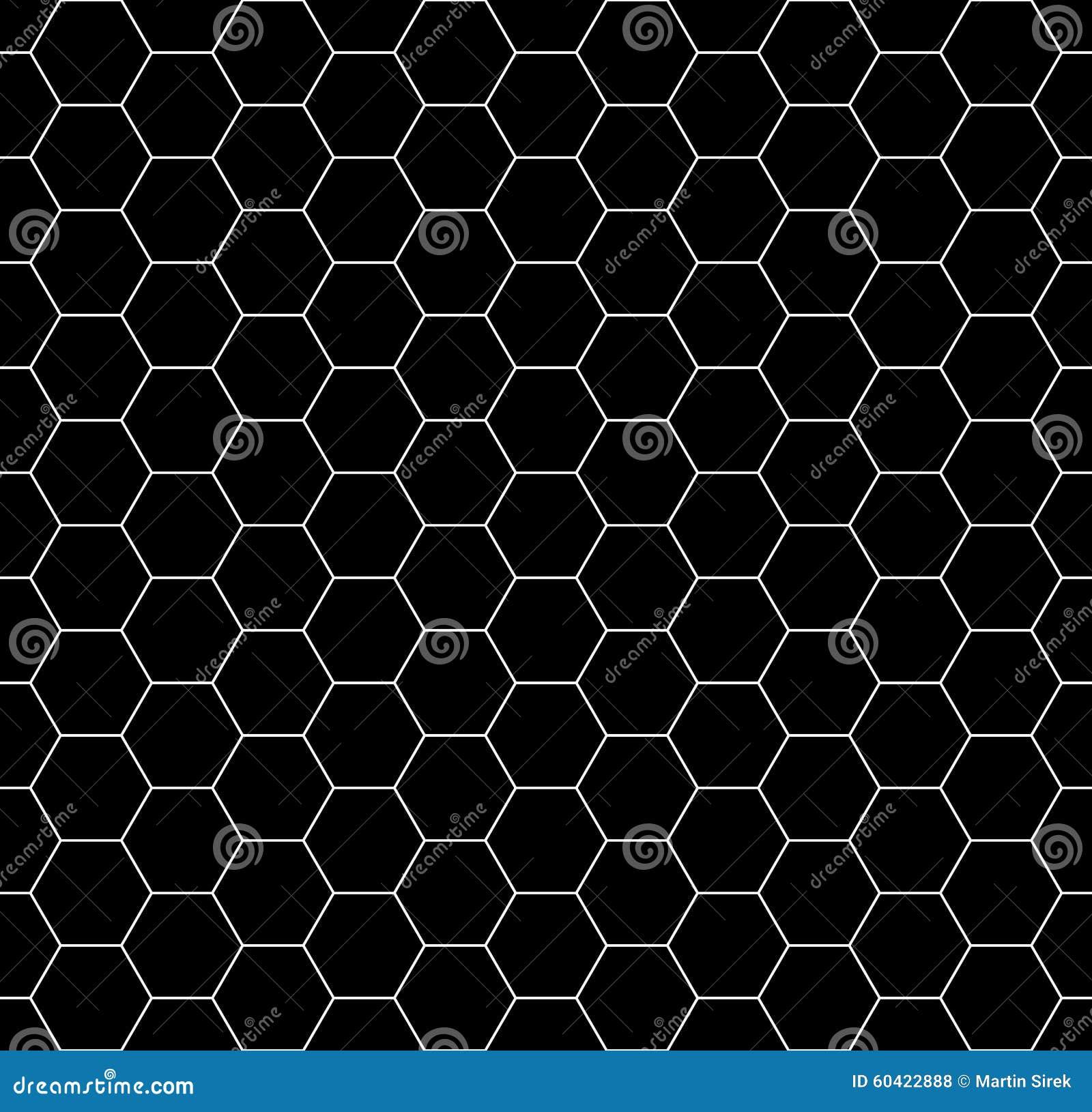 导航现代无缝的几何样式蜂窝图片