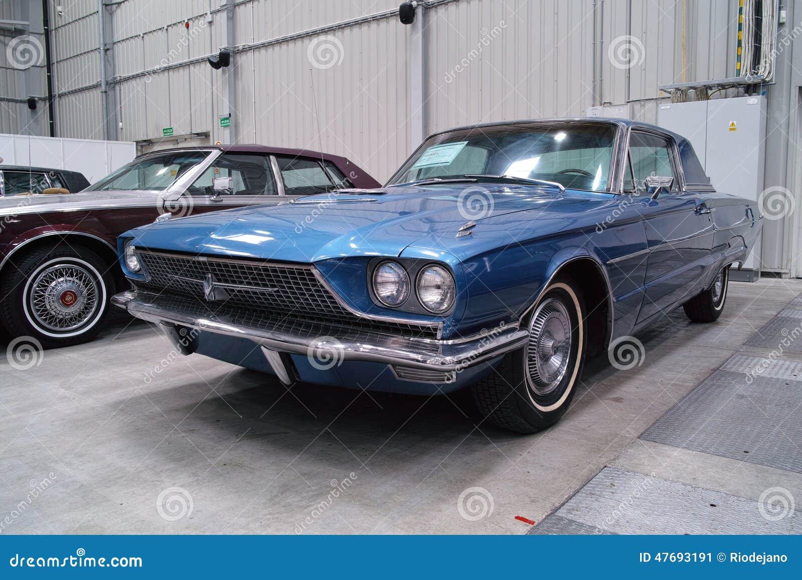 经典美国汽车 编辑类照片