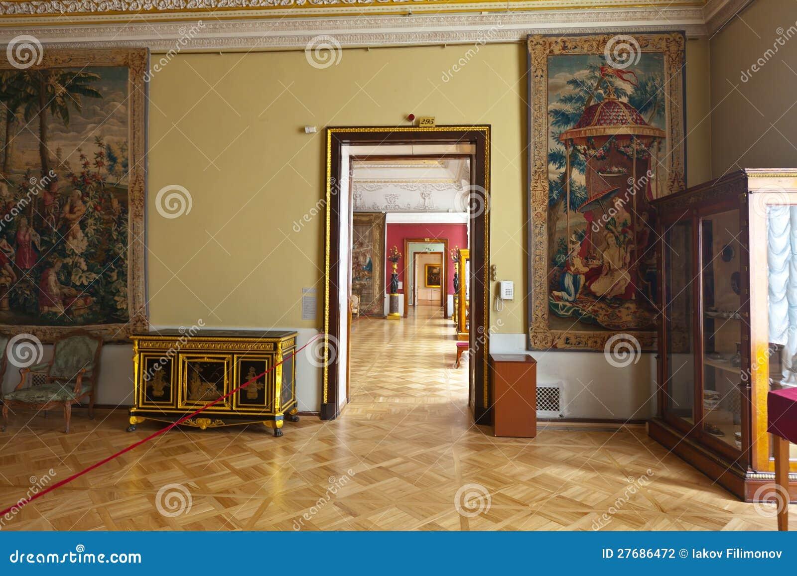 冬天宫殿内部图片