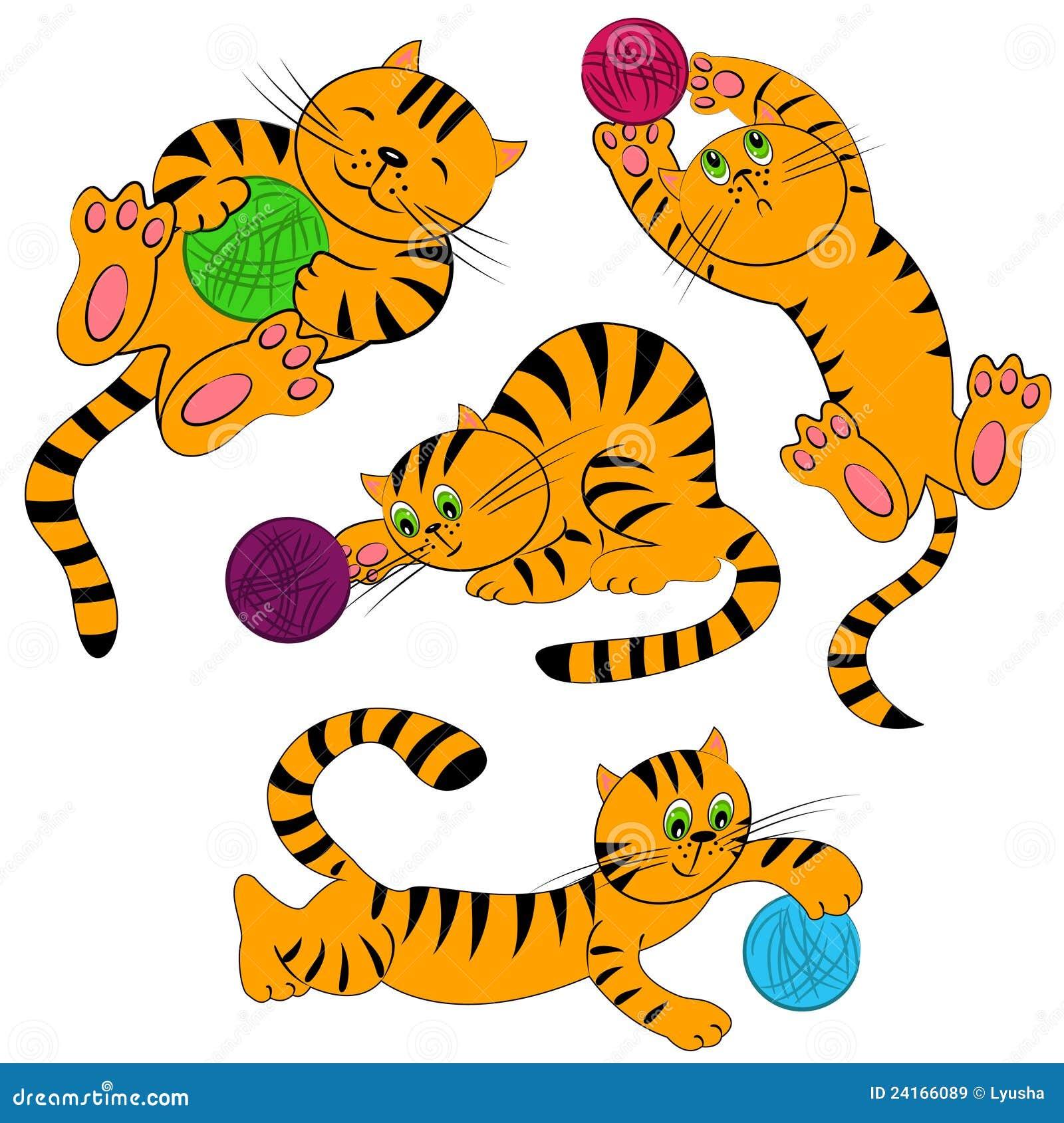 动画片猫小猫宠物集图片