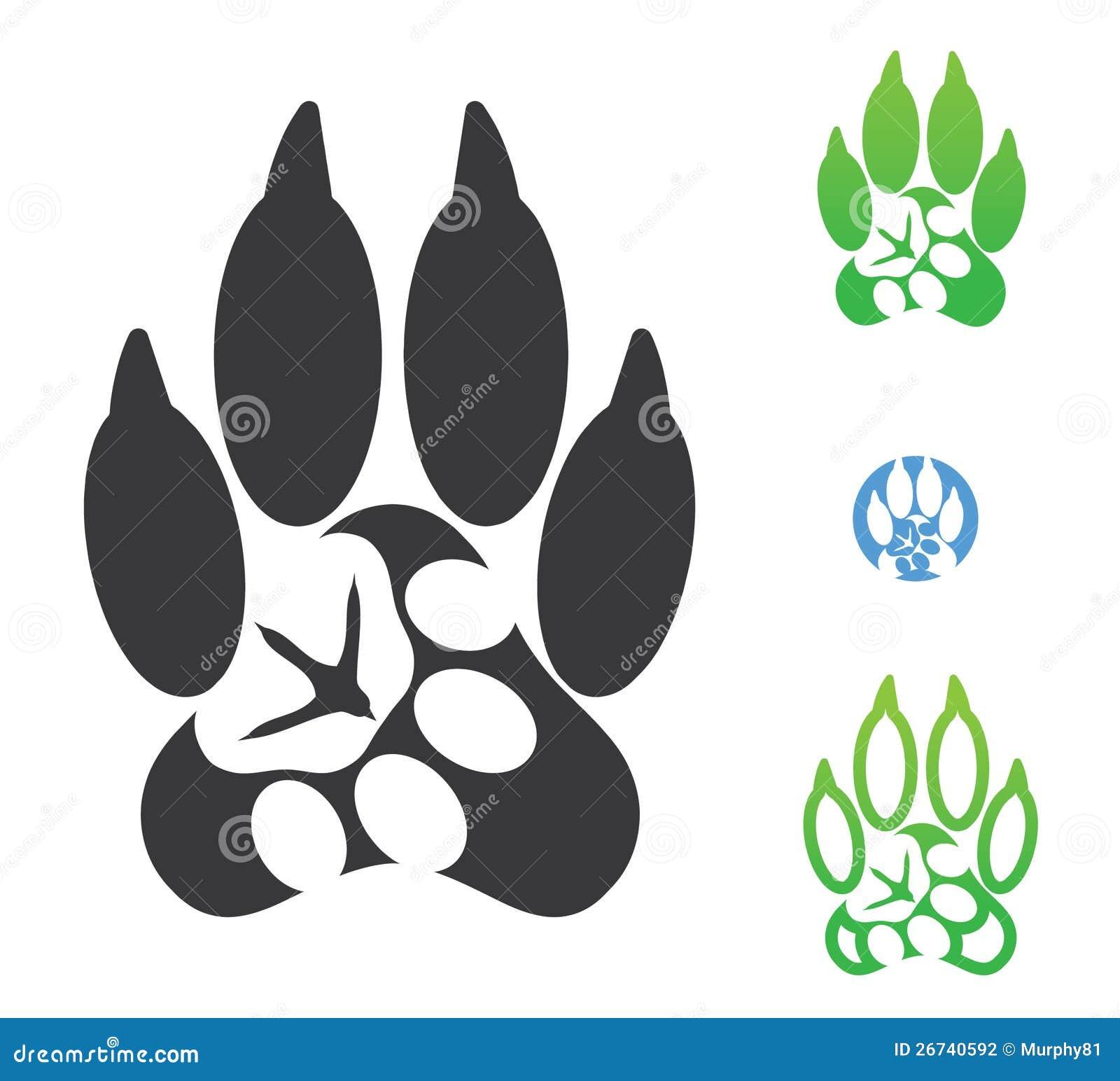 什么动物的脚印像什么