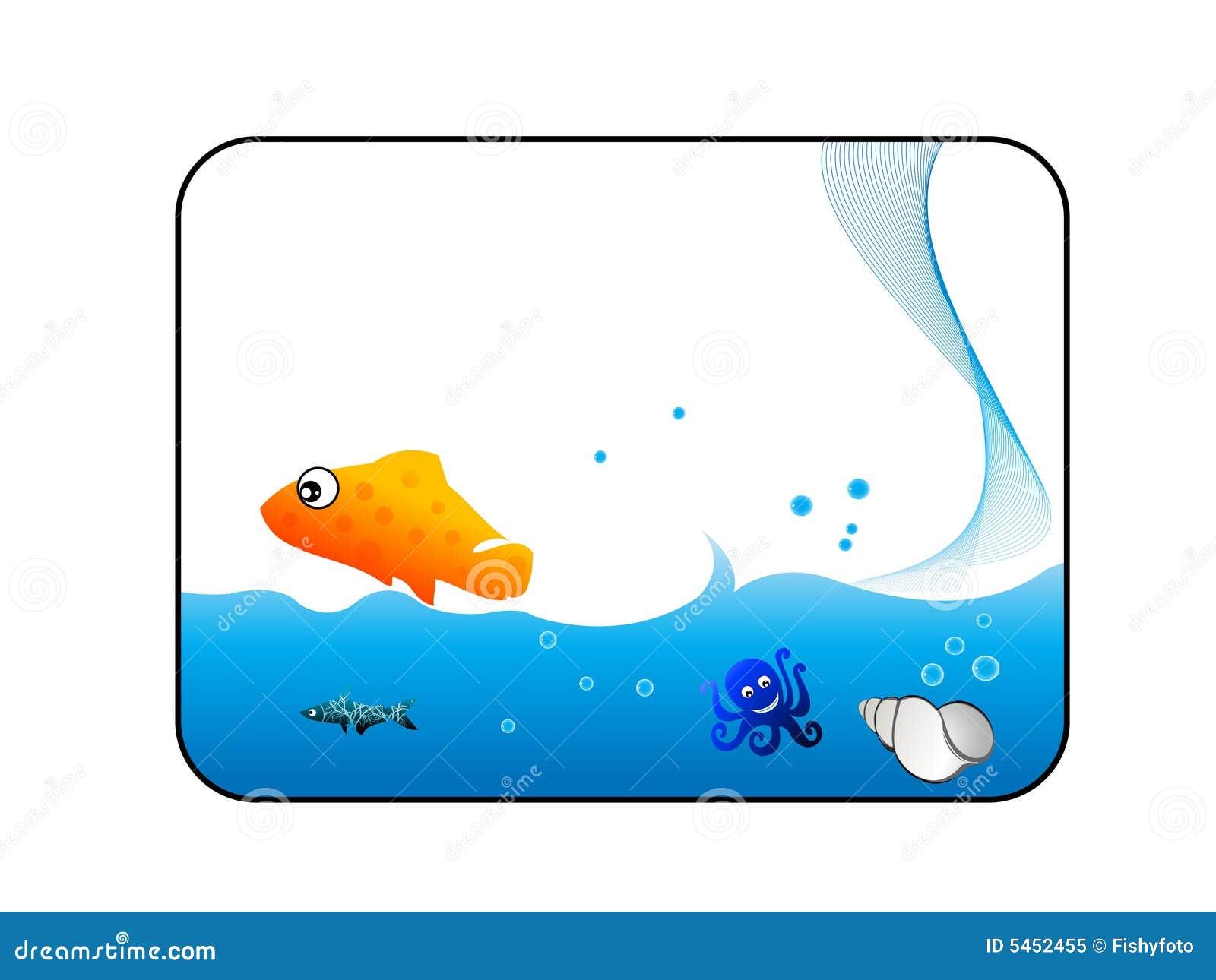 动物背景长方形水