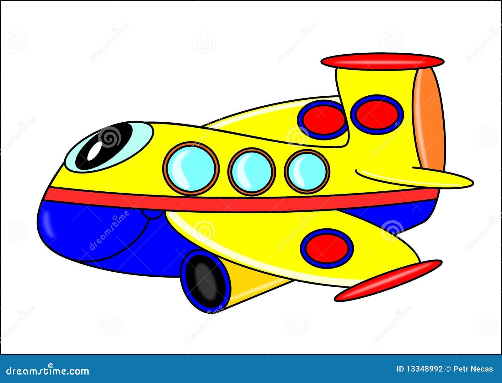 给小朋友讲飞机