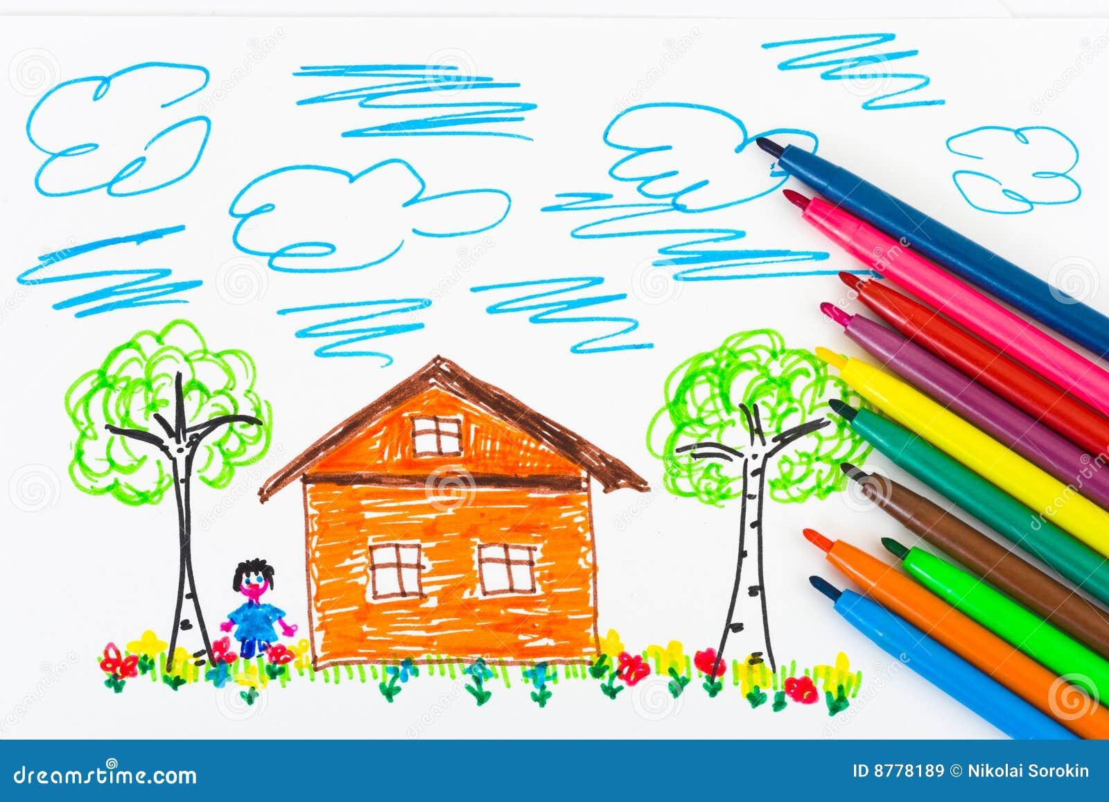 儿童画图铅笔s