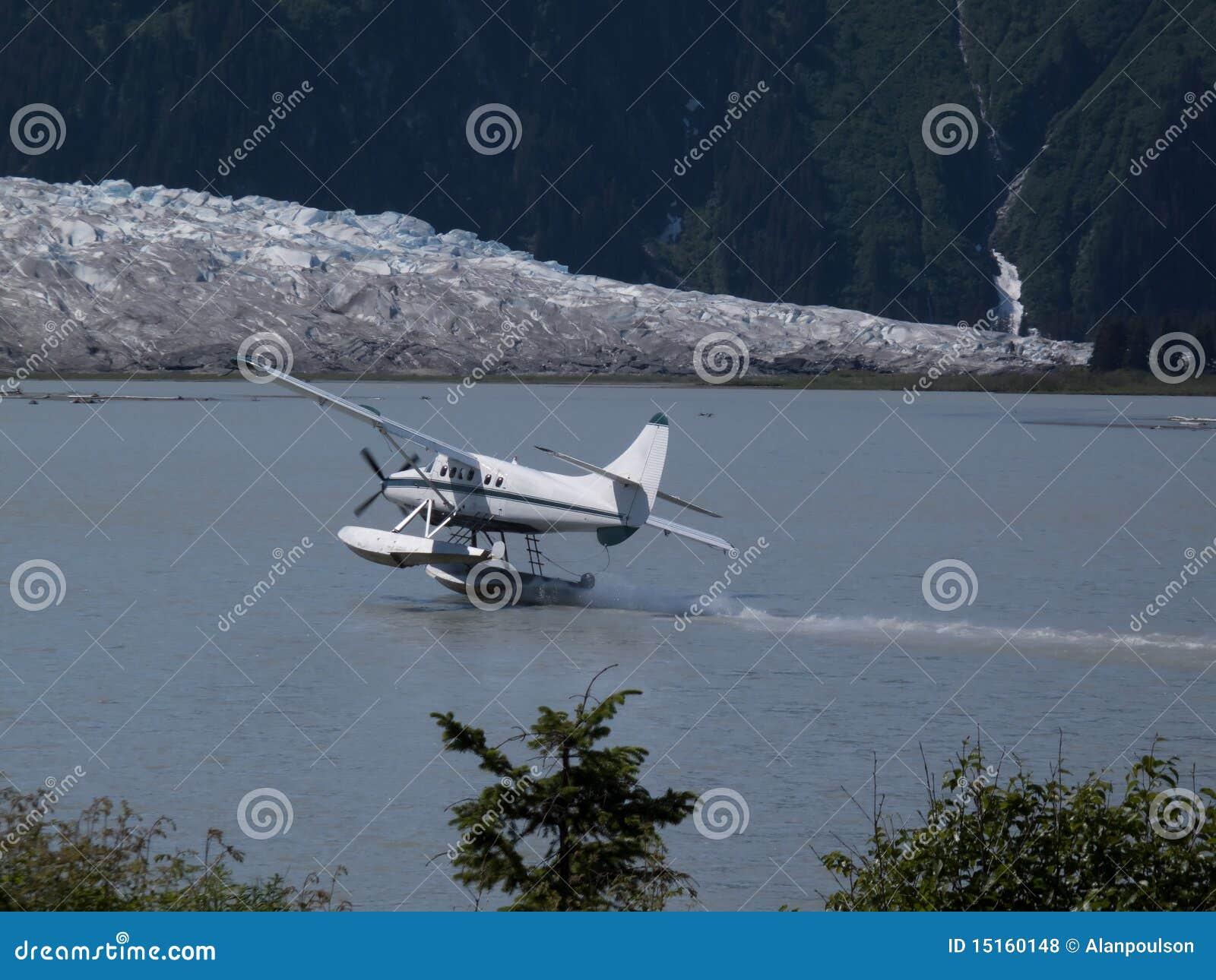 浮动使飞机降落