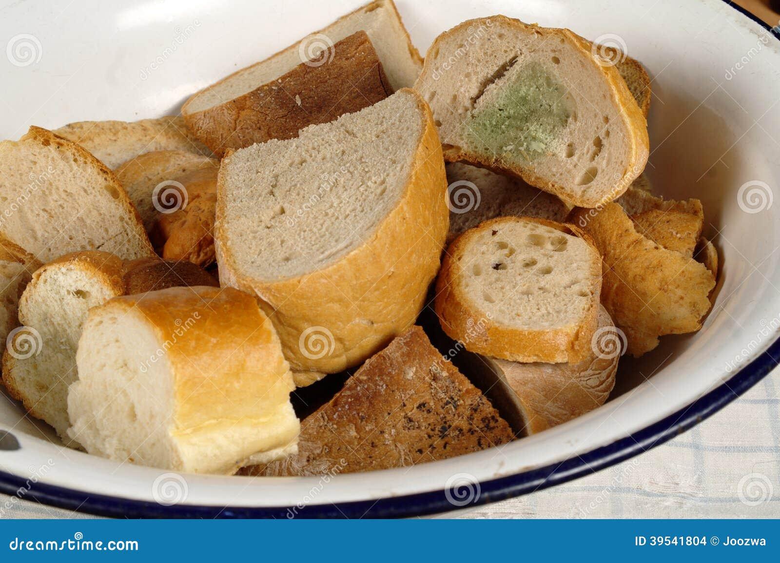 干硬面包 库存照片 - 图片