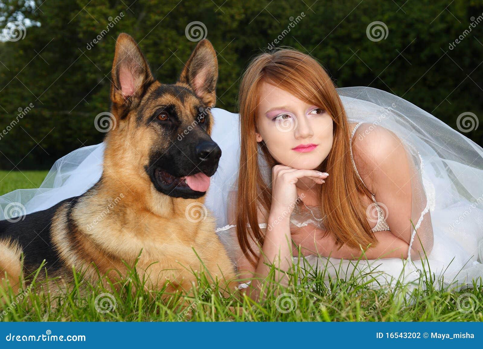 对我而言可爱的她狗