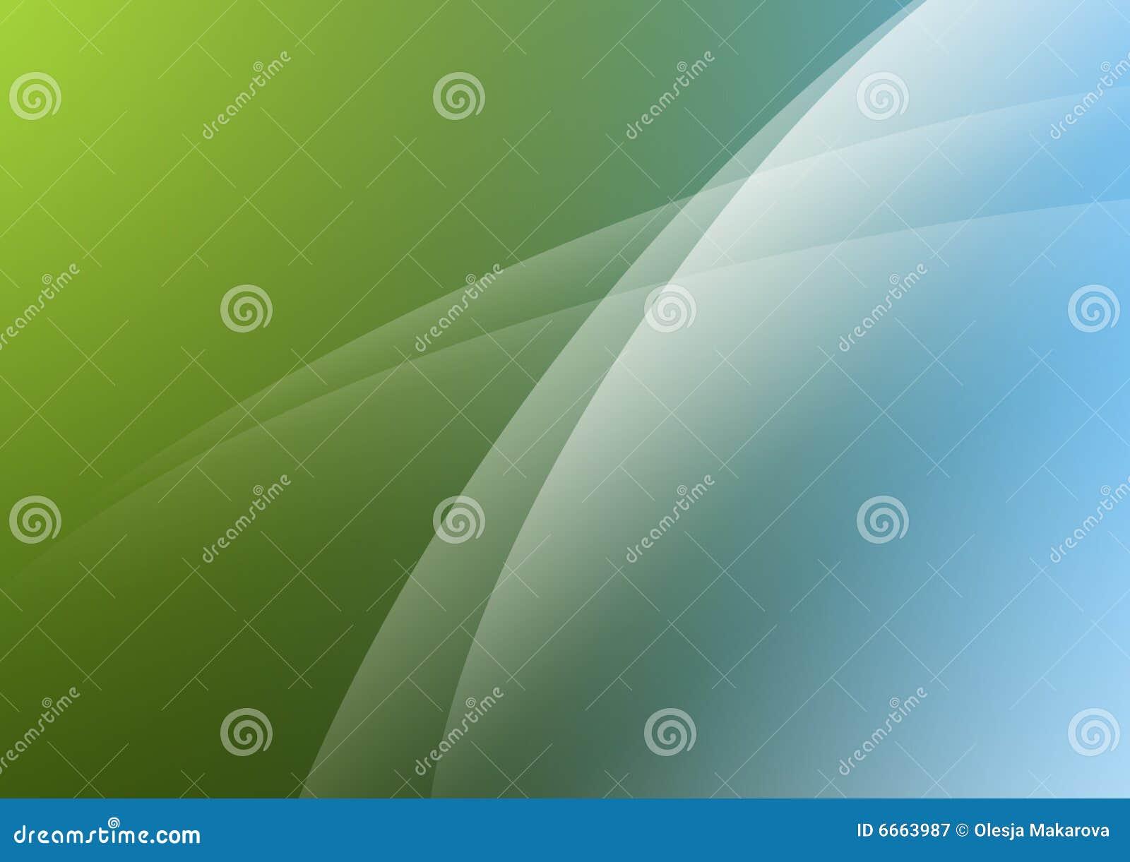 极光蓝绿色样式定调子墙纸