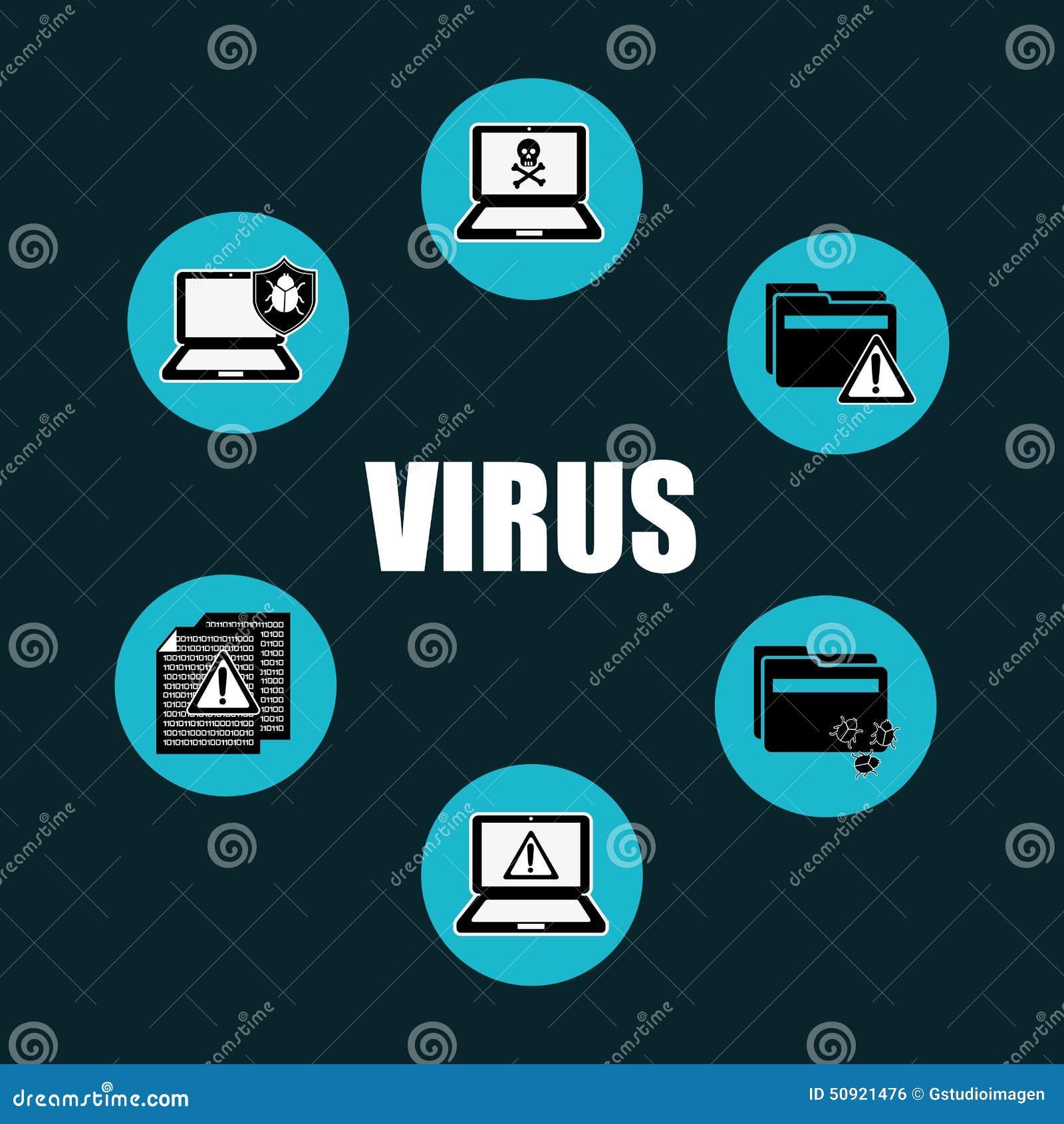 計算機常見的幾種病毒 《消失的微生物》