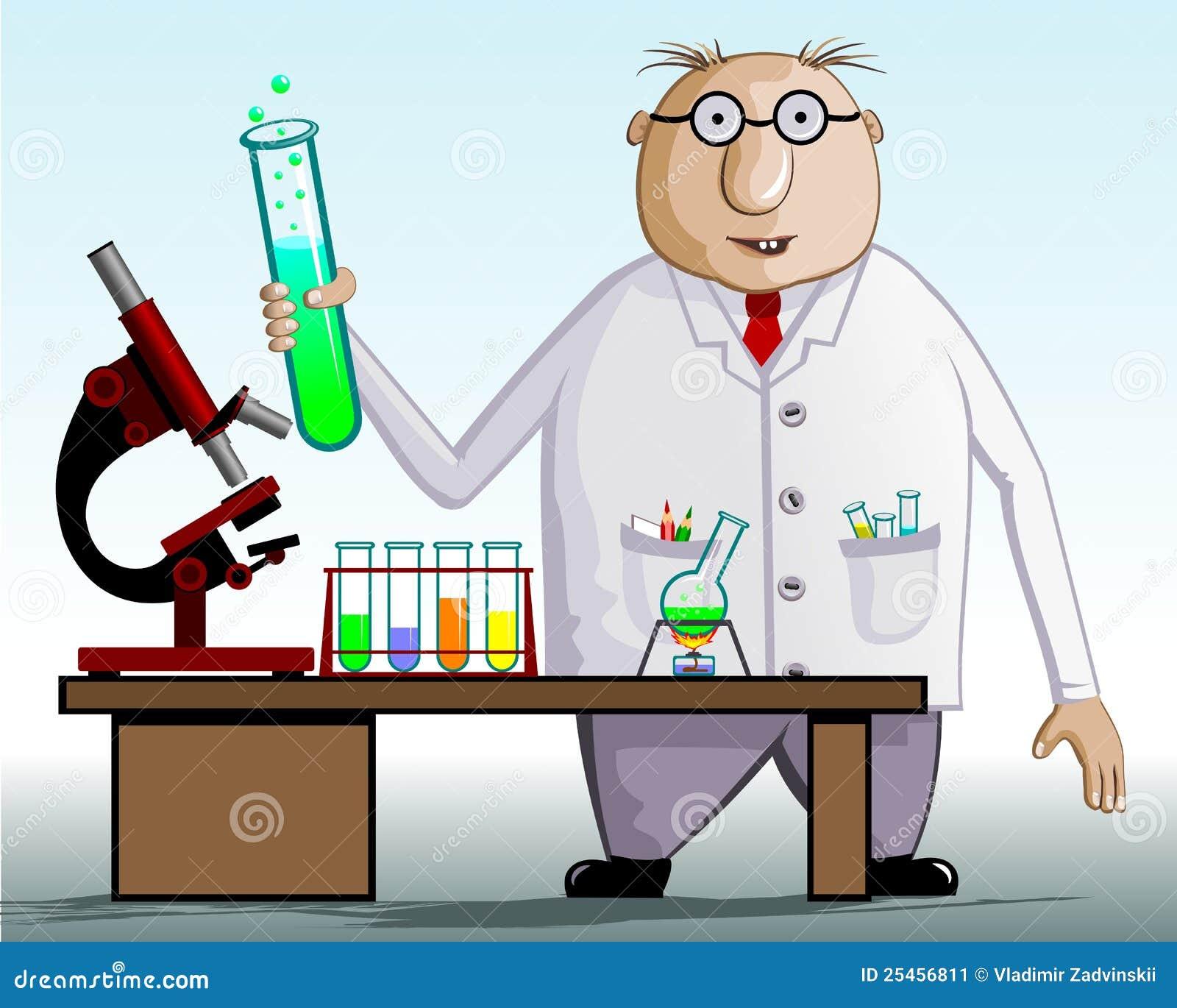 科学家 库存图片 - 图片