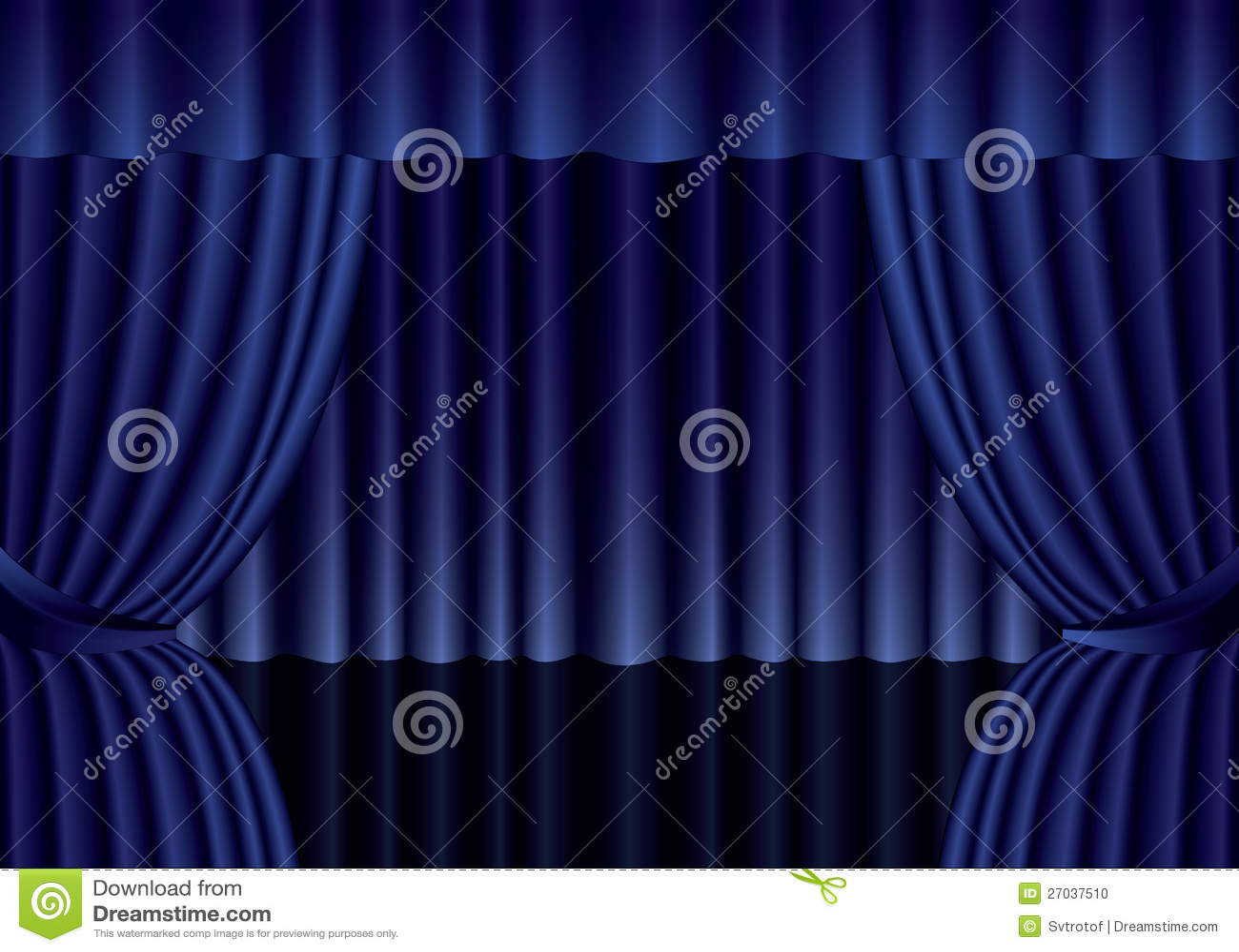 浅蓝色欧式布艺贴图