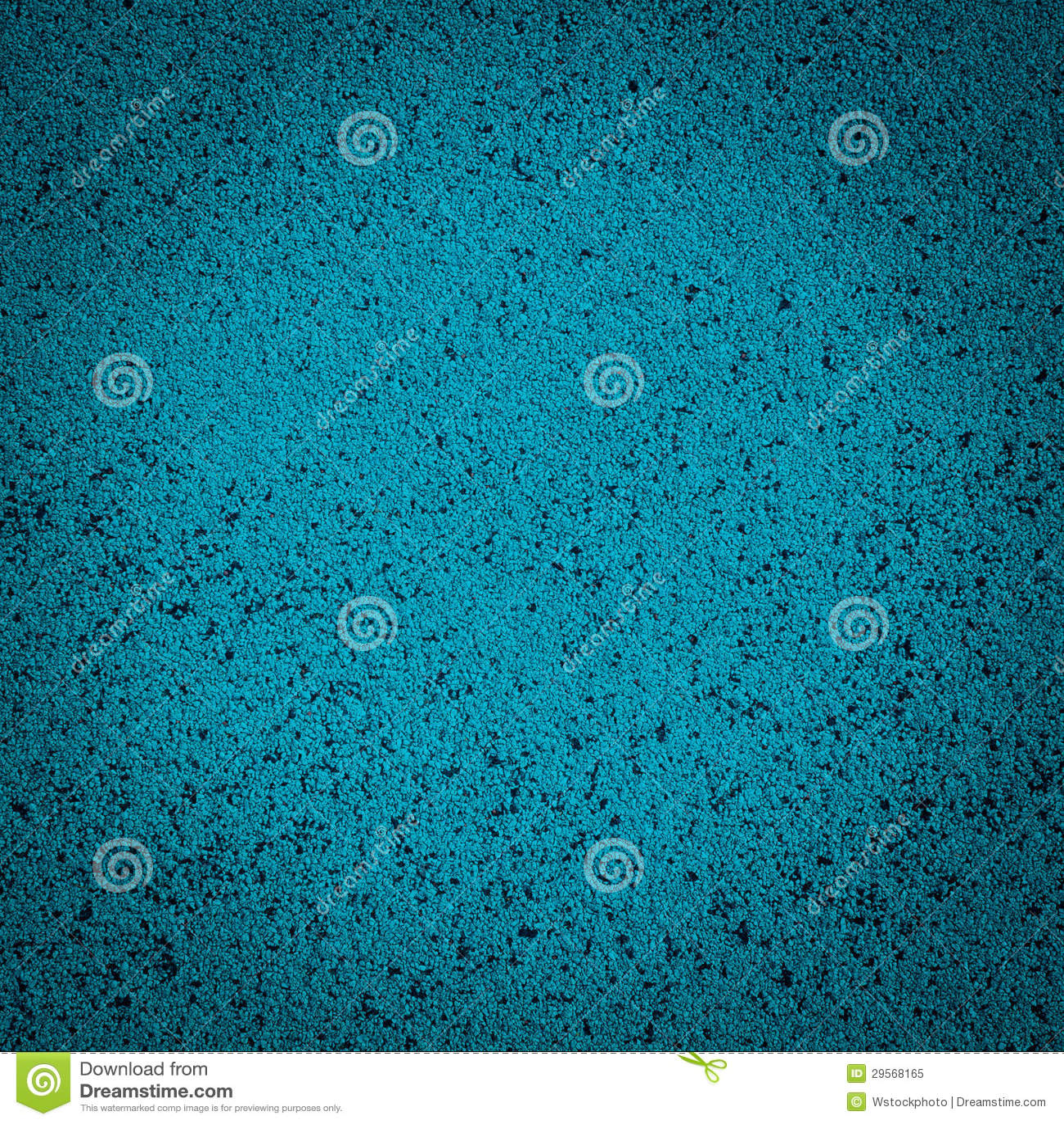 蓝绿色墙纸背景或纹理