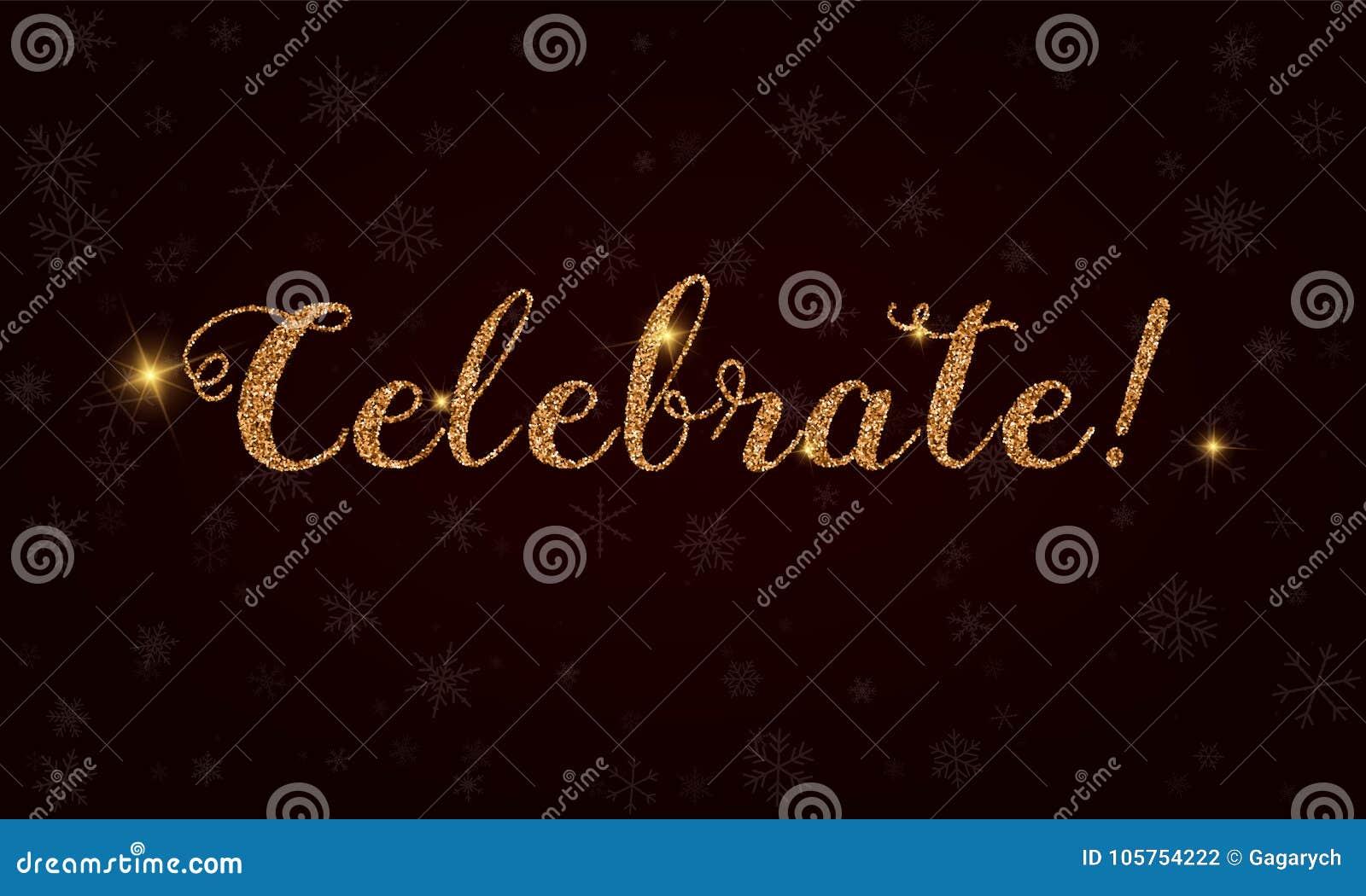 ¡Celebre!