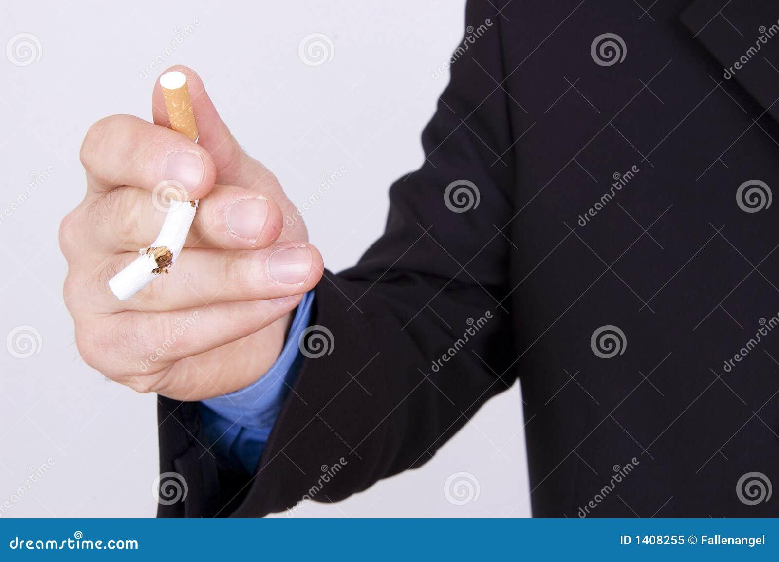 ¡De no fumadores!