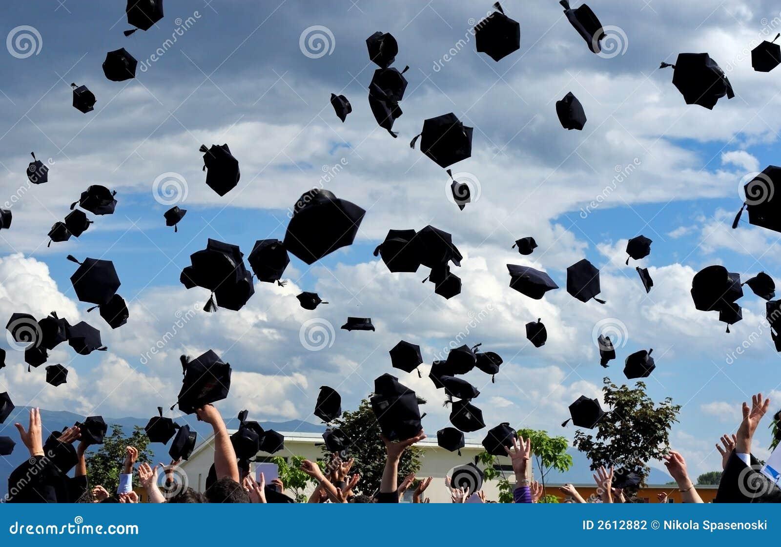¡Graduación!