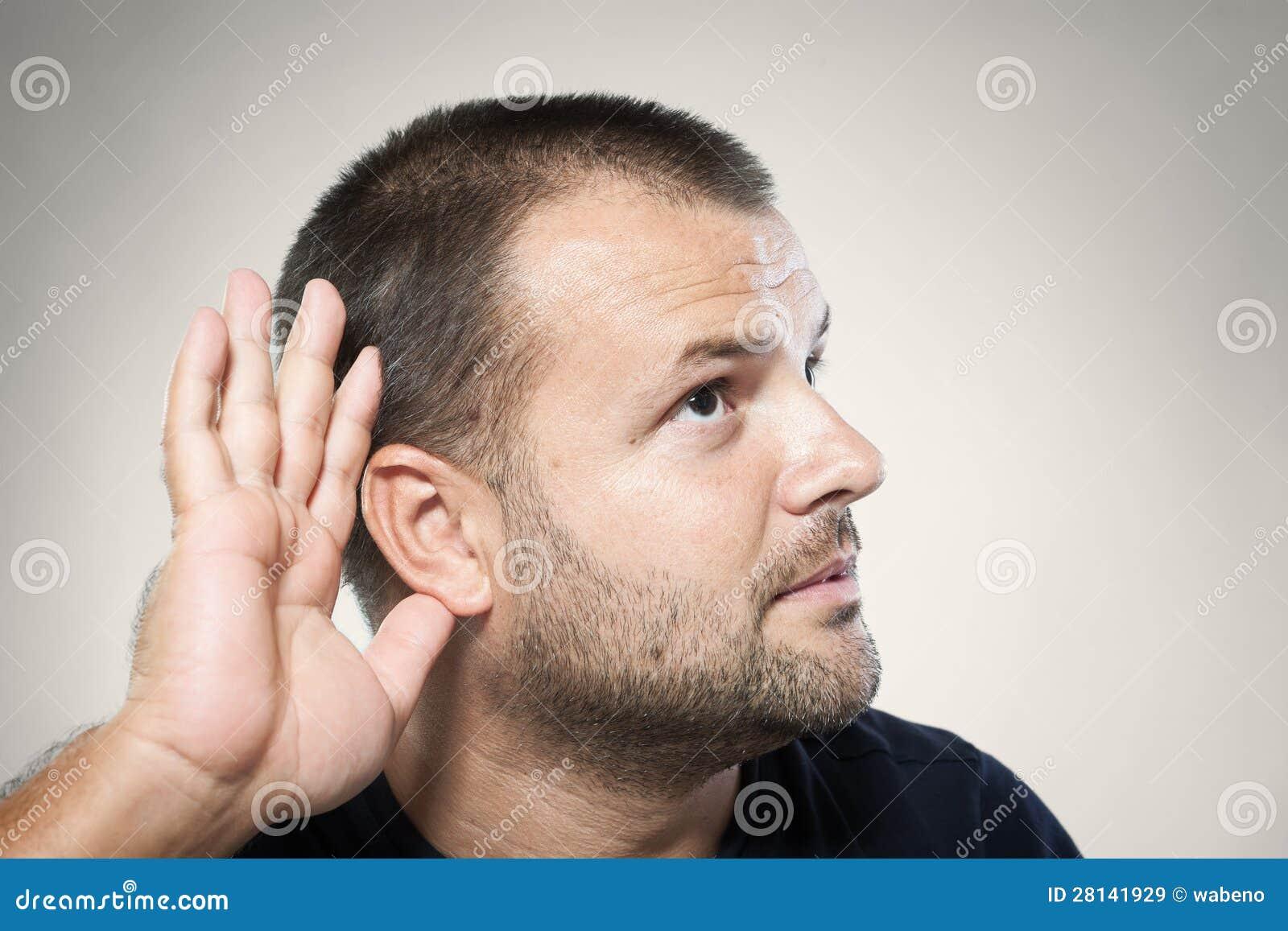 ¡No puede oírle!