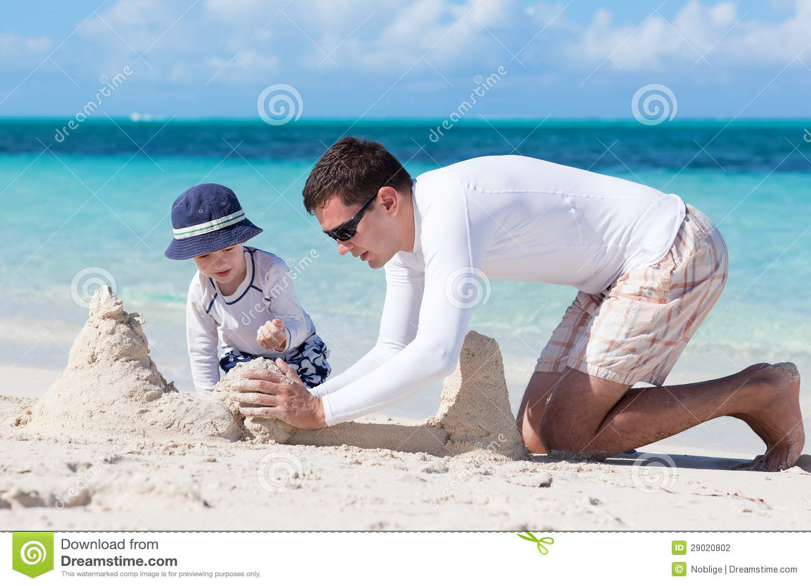 ¡Tiempo del castillo de arena!