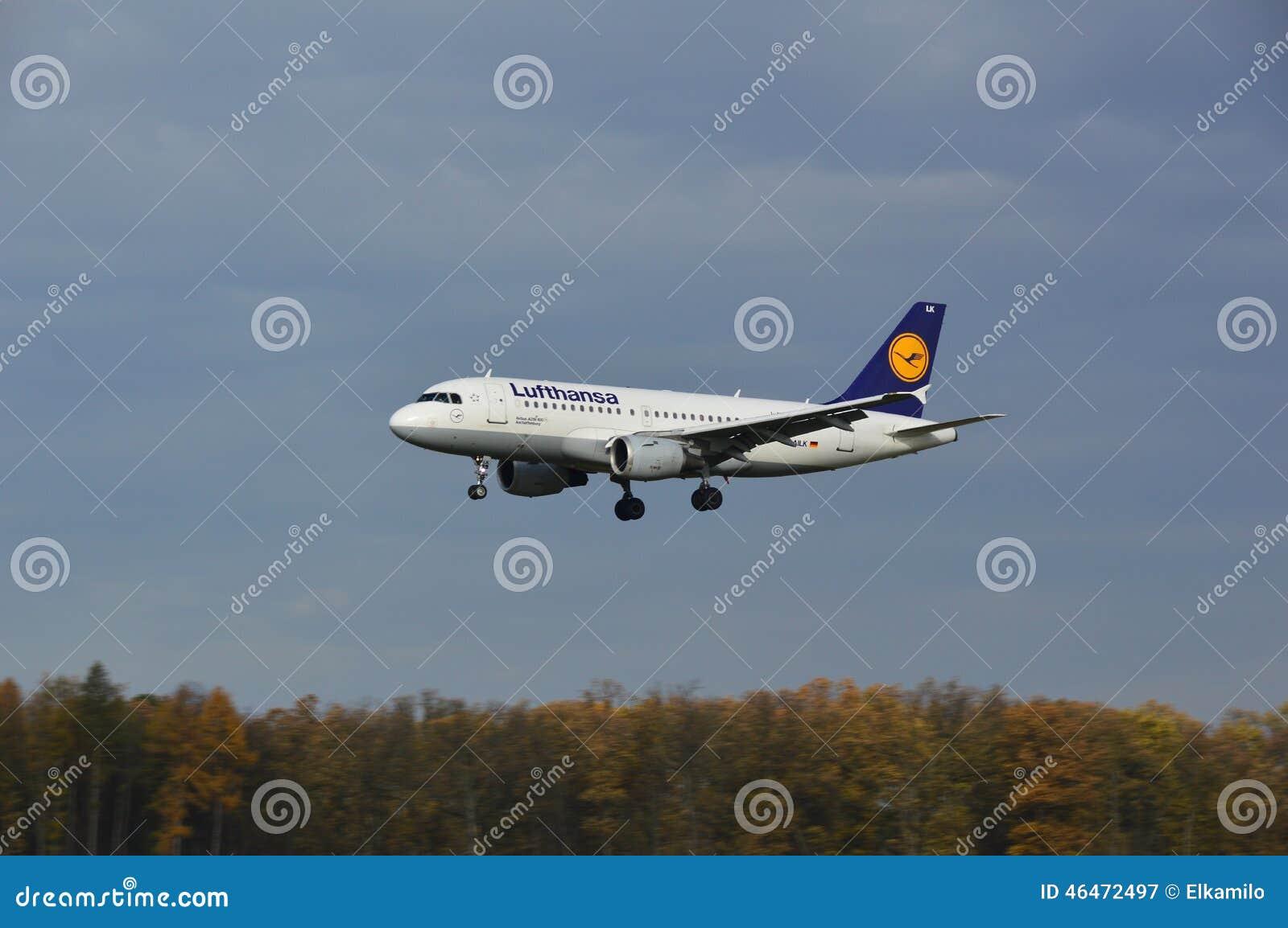 航空公司飞机着陆