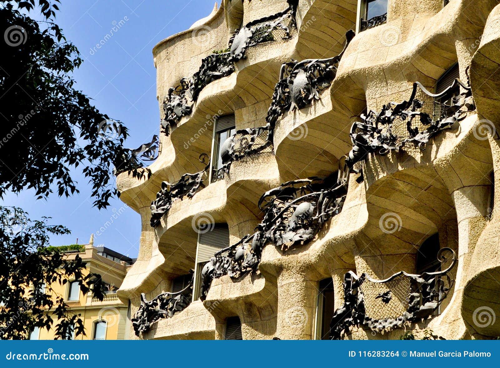 ³ de Batllà de la casa - Barcelona España