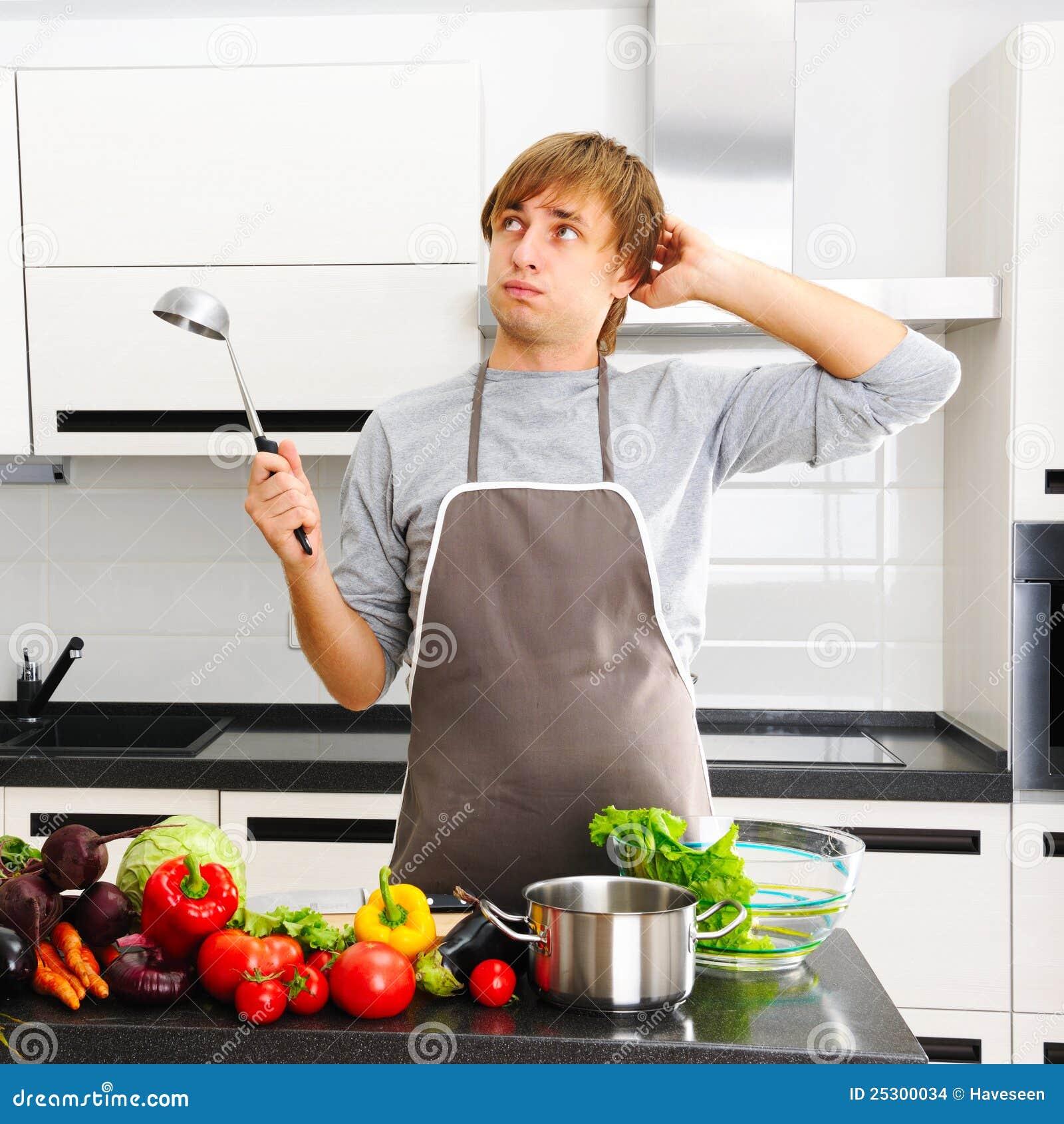 Qu estoy cocinando foto de archivo imagen de cocinero for Sukur pesadilla en la cocina