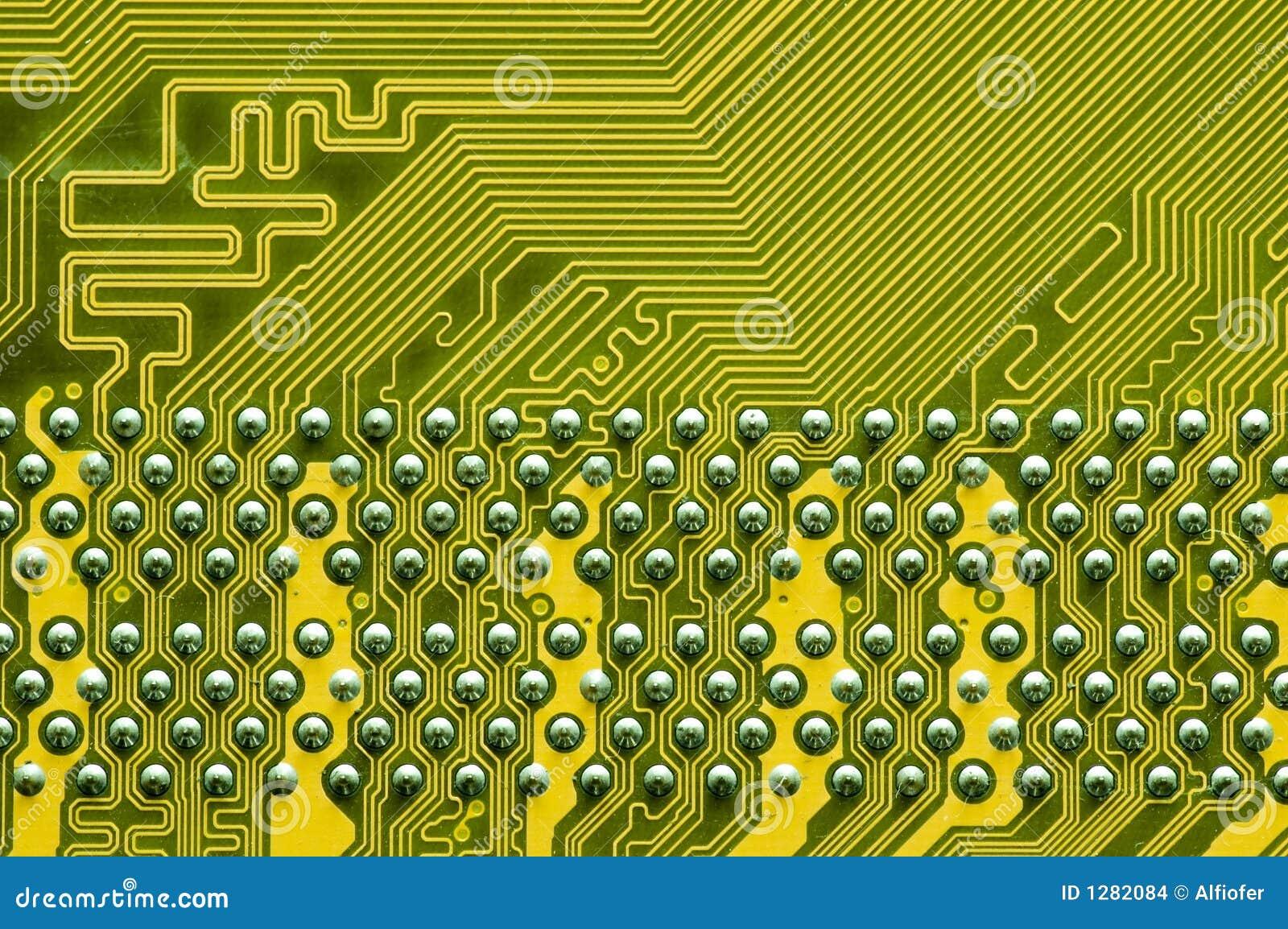 L 39 int rieur d 39 un circuit d 39 ordinateur images stock for Interieur ordinateur